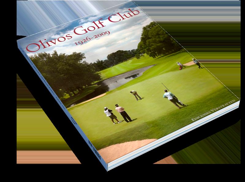 Libro Olivos Golf Club